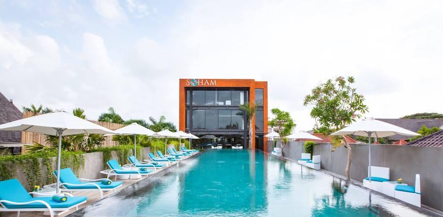 best gyms in Bali Seminyak Soham Wellness Center