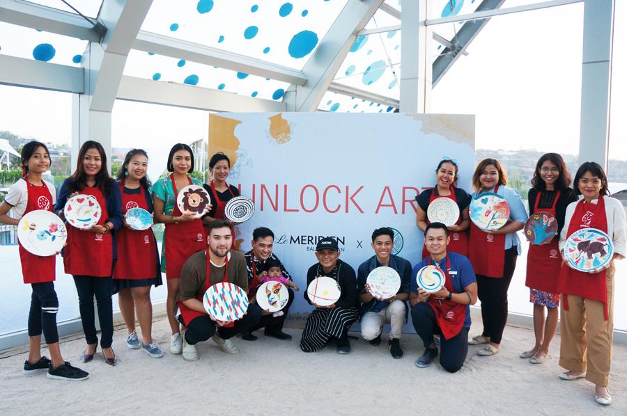 Unlock Art 10