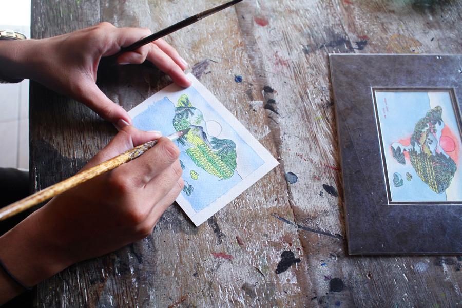 Bali Art Classes
