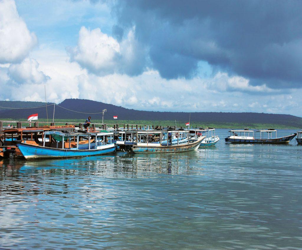 Diving in Bali - Menjangan Dive Sites