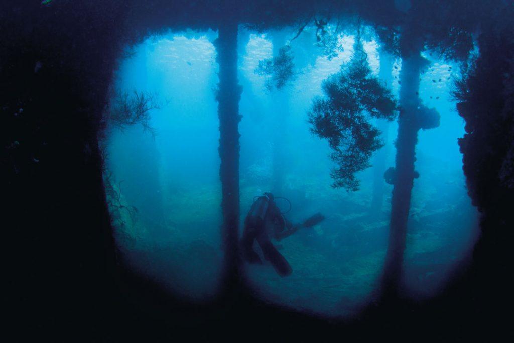 Diving in Bali - Tulamben Dive Sites