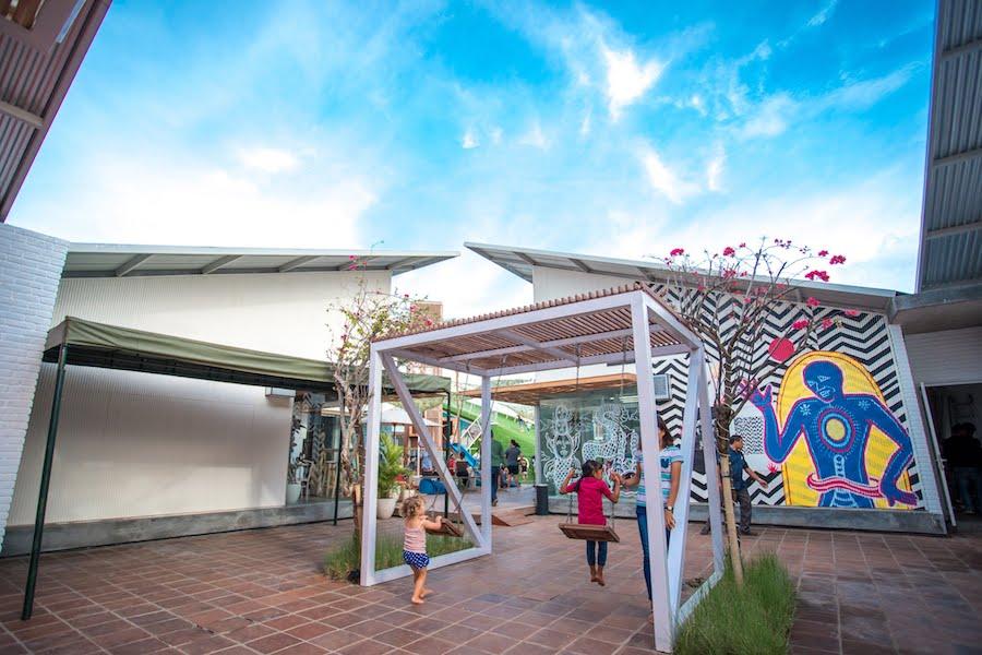 Tamora Gallery Swings - Berawa Canggu