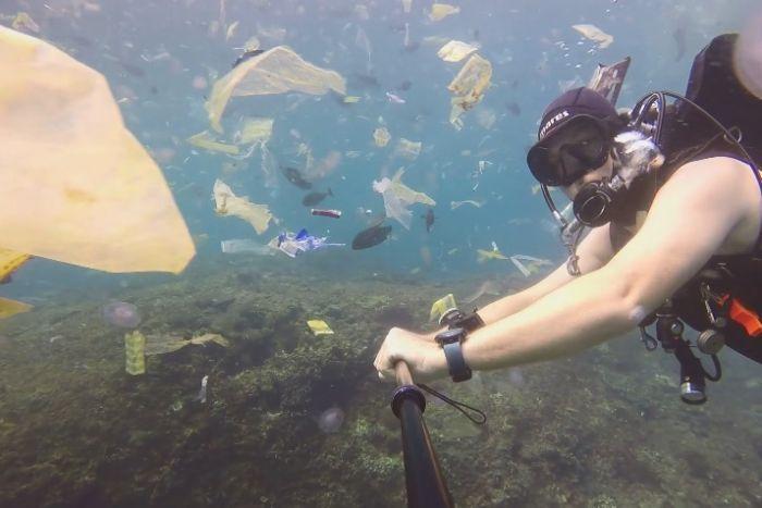 Bulk Stores in Bali Zero Waste  - Richard Horner Manta Point Nusa Penida