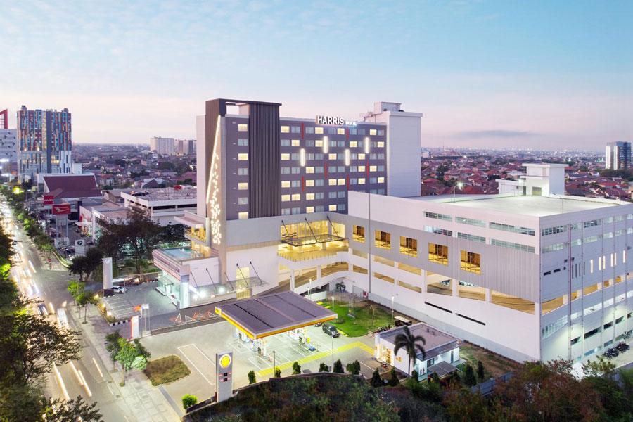 HARRIS Hotel & Conventions Bundaran Satelit