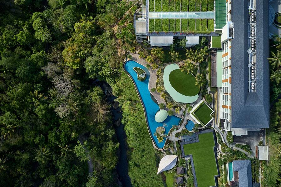 The Westin Resort & Spa Ubud 2