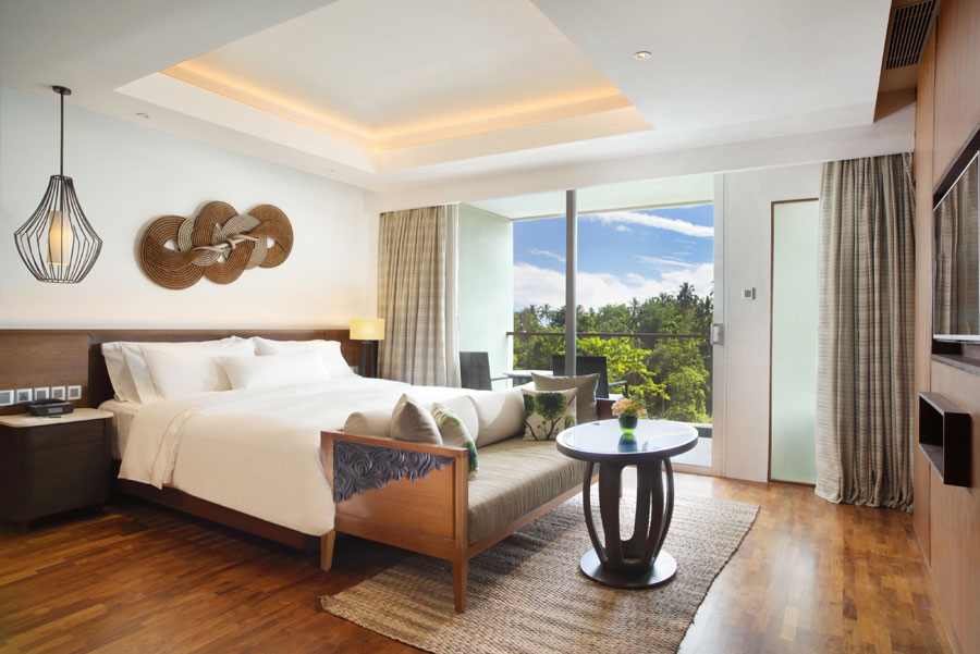 The Westin Resort & Spa Ubud 3