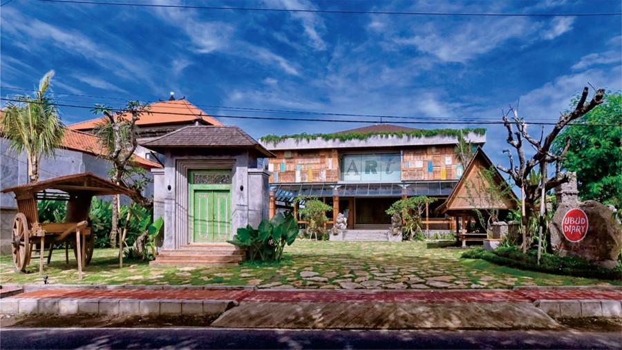 Ubud Diary Art Museum Lodtunduh