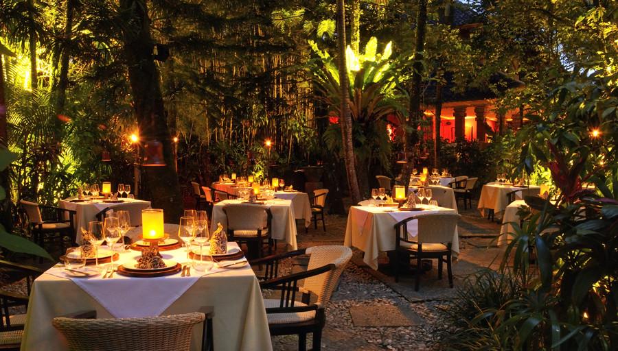 Valentines Day Romantic Dinner in Bali - Mozaic Ubud