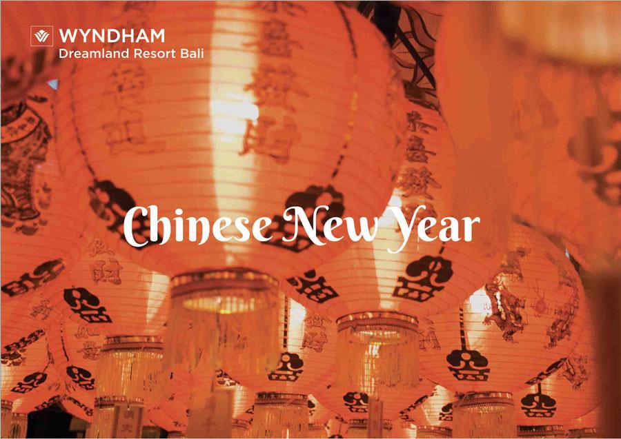 Wyndham Dreamland Resort Bali 3 - Chinese New Year