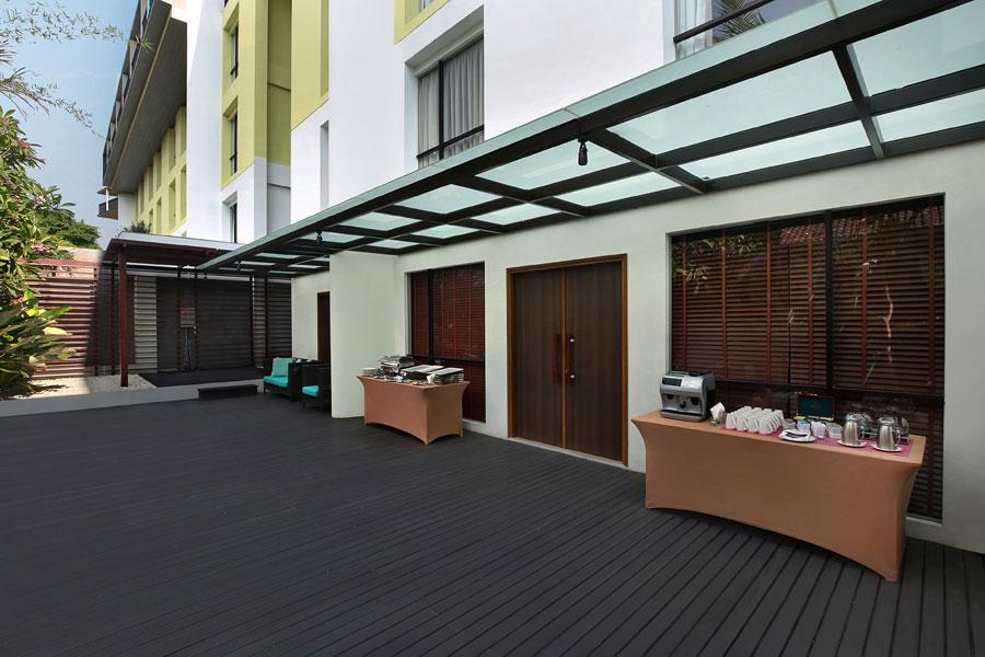 Mercure Bali Legian - Meeting Room Terrace