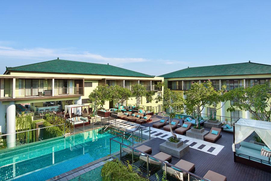 Mercure Bali Legian - Rooftop Event