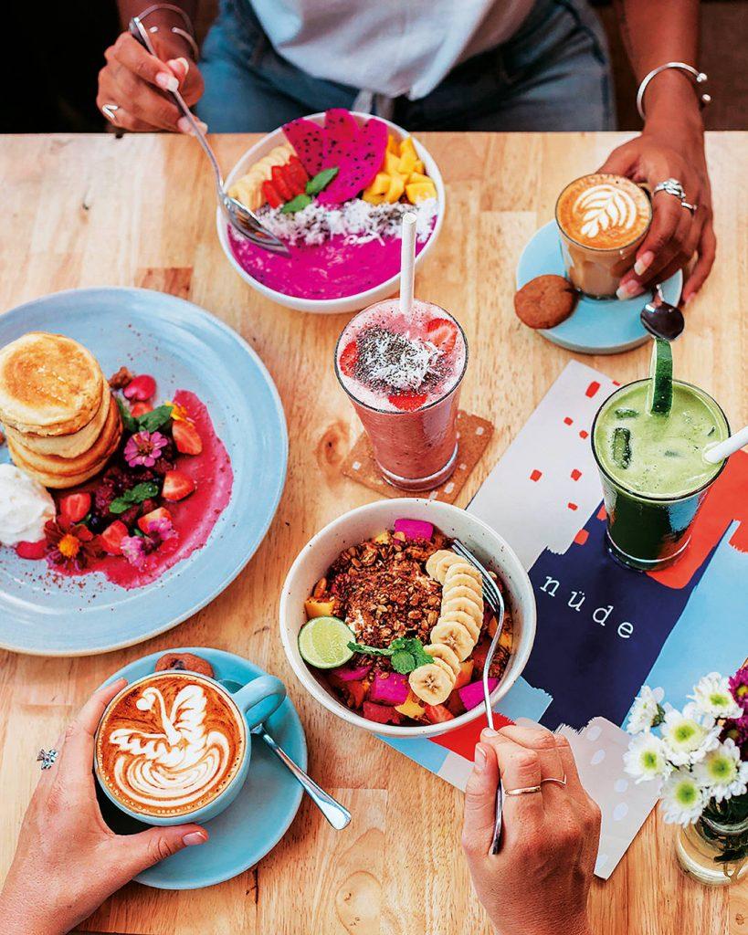 Best Coffee in Bali - Nude Canggu