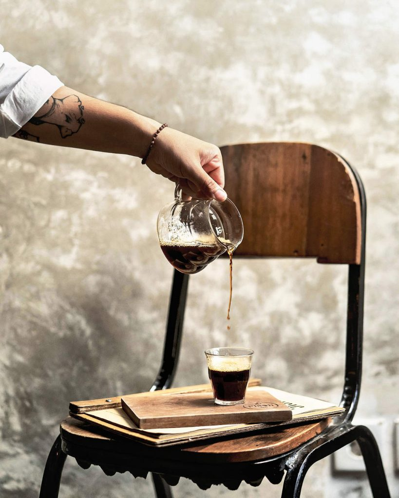 Best Coffee in Bali - Pison Cafe