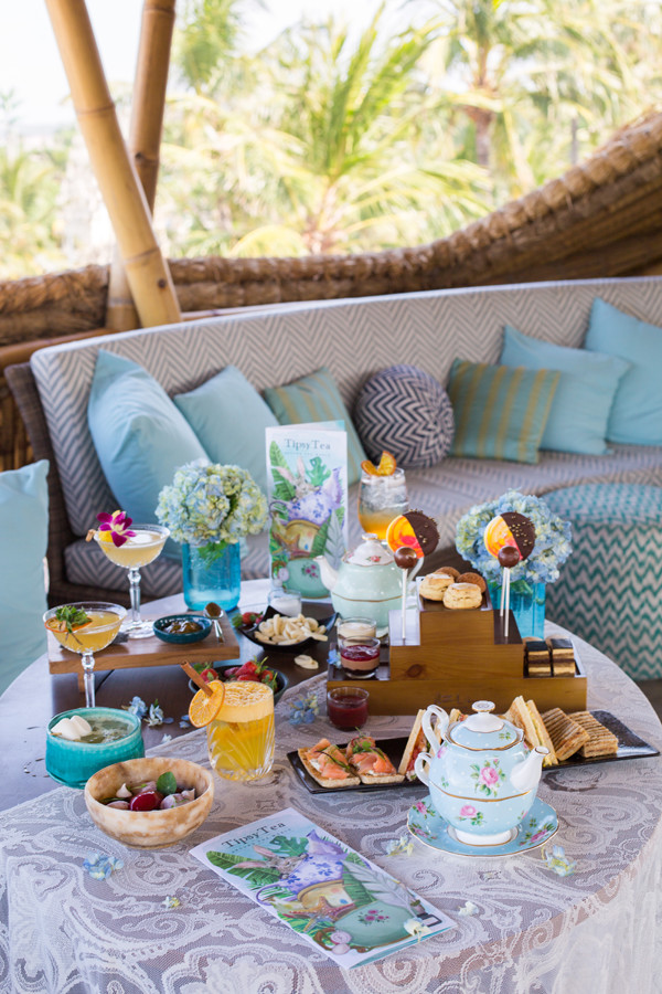 Afternoon Tea in Bali - Azul Beach Club Legian 3