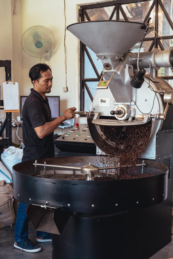 Best Coffee in Bali - Hungry Bird Canggu 2