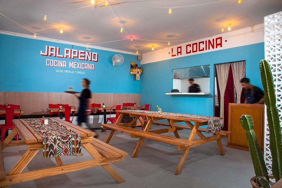 Best Restaurants in Sanur - Jalapeno