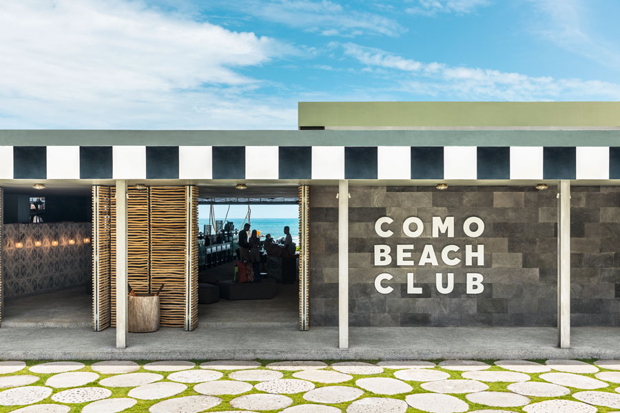 COMO Beach Club Canggu - Brunch in Canggu 2