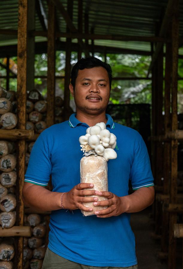 Gede Jamur Bali NOW BALI 2