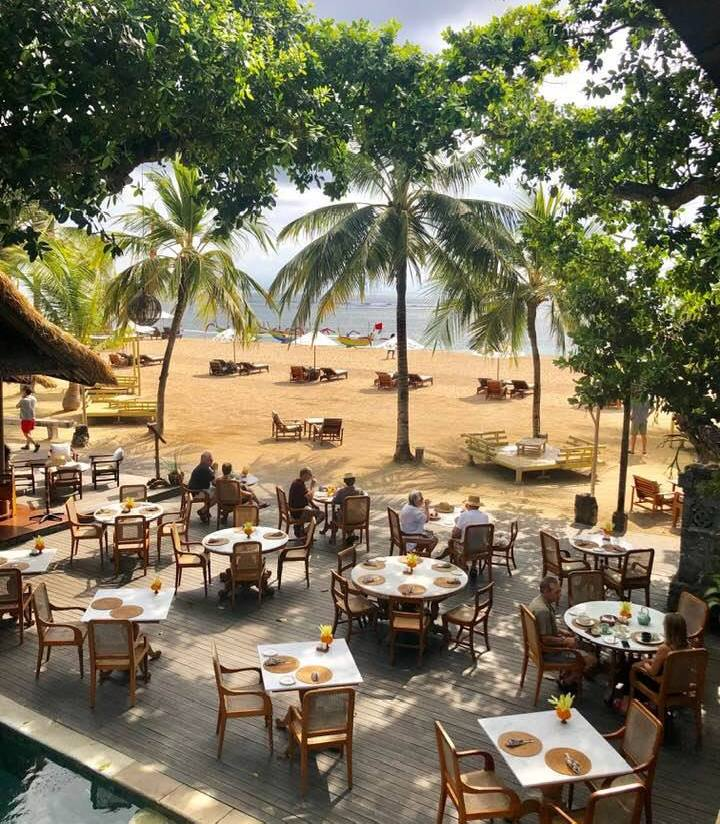 Best Restaurants in Sanur The Restaurant at Tandjung sari