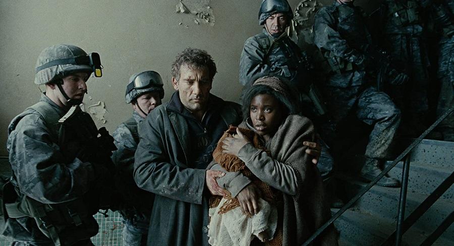 Post-Apocalyptic Movies - Children of Men 2