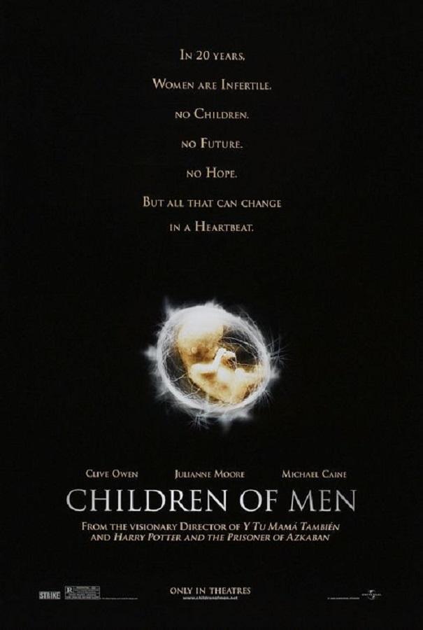 Post-Apocalyptic Movies - Children of Men