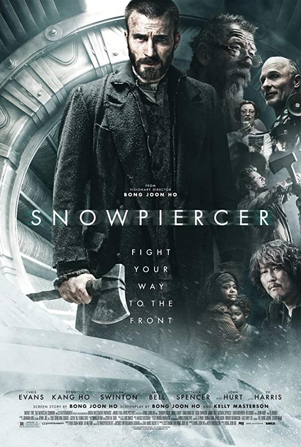 Post-Apocalyptic Movies - Snowpiercer