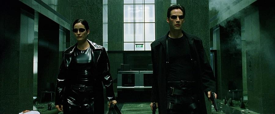 Post-Apocalyptic Movies - The Matrix 2