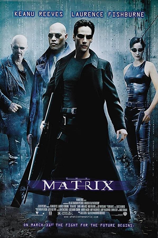 Post-Apocalyptic Movies - The Matrix