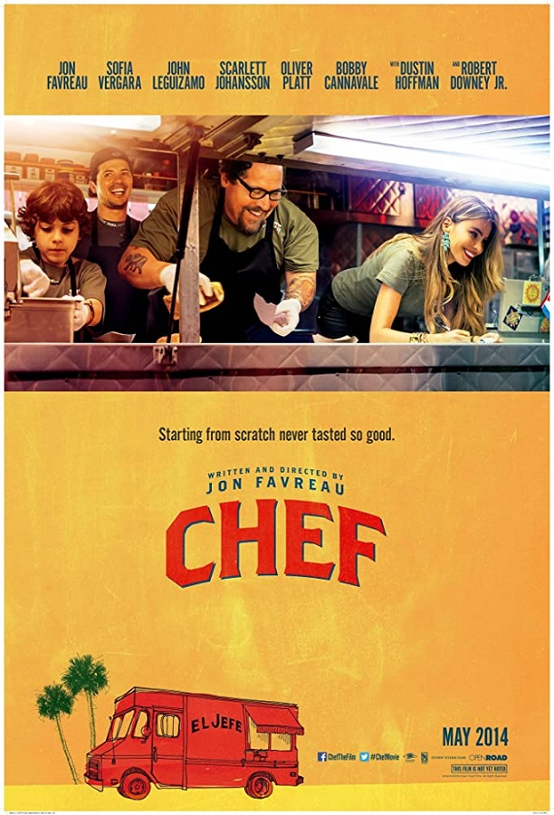 Cooking Movies - Chef