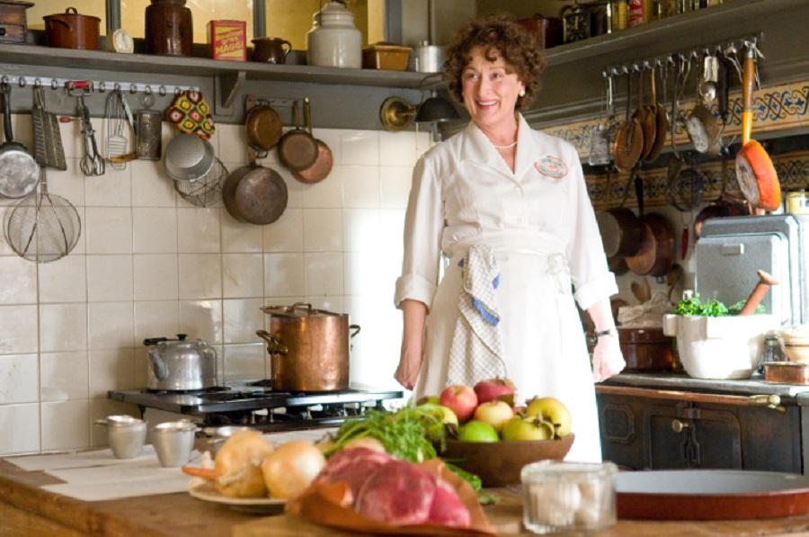 Cooking Movies - Julie & Julia
