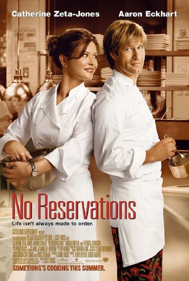 Cooking Movies - No Reservations