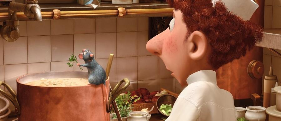 Cooking Movies - Ratatouille 2