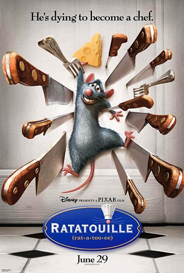 Cooking Movies - Ratatouille