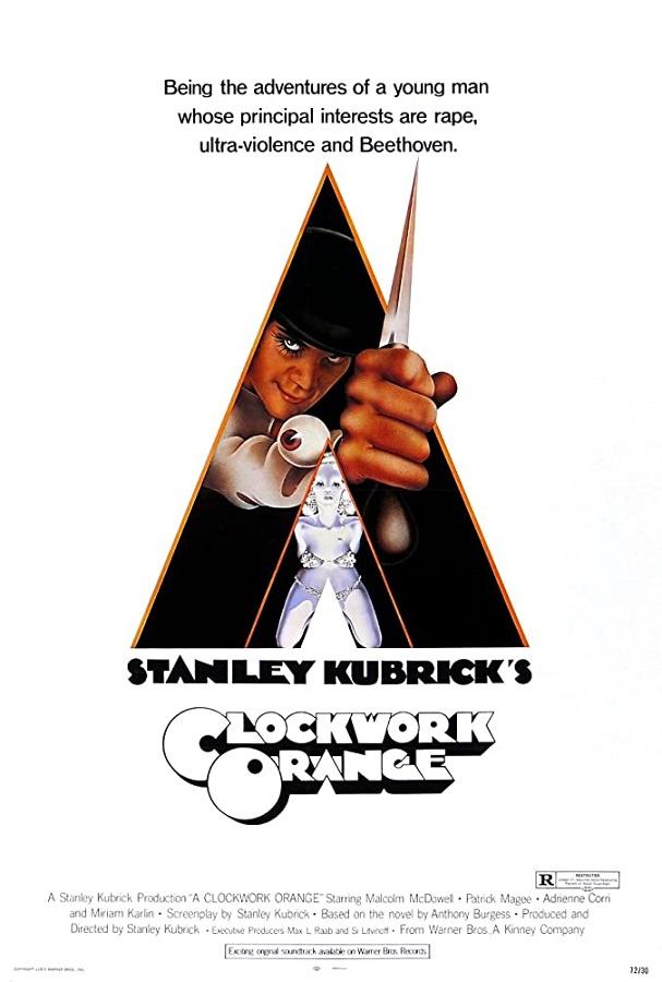 Mind-bending Movies - A Clockwork Orange