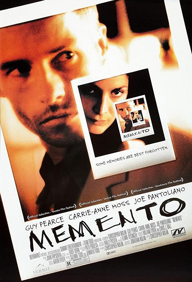 Mind-bending Movies - Memento