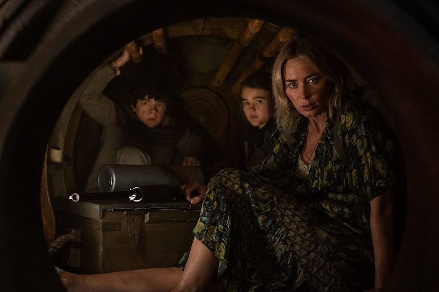 Upcoming Films - A Quiet Place Part II 2