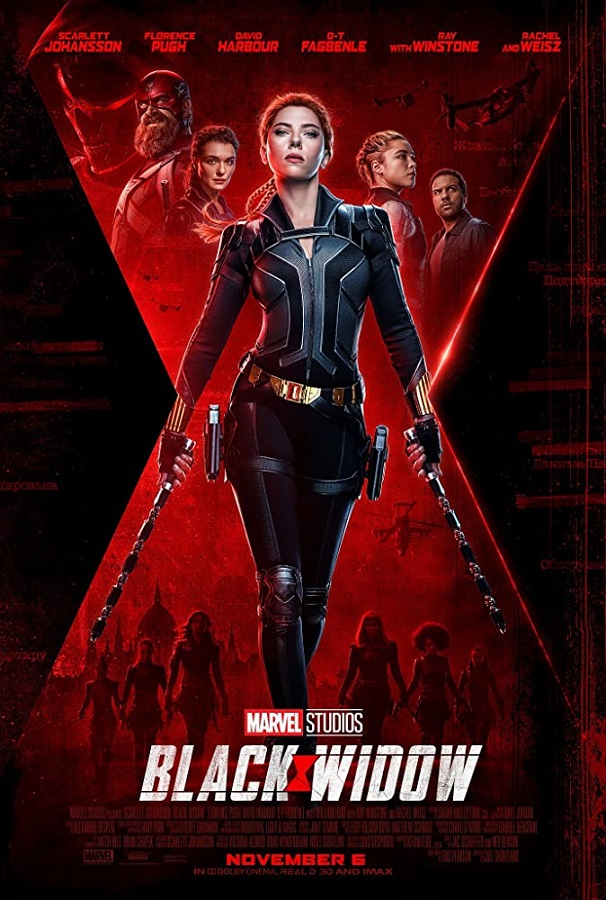 Upcoming Films - Black Widow
