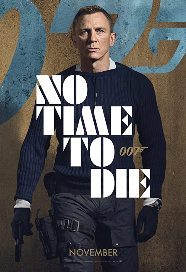 Upcoming Films - No Time to Die