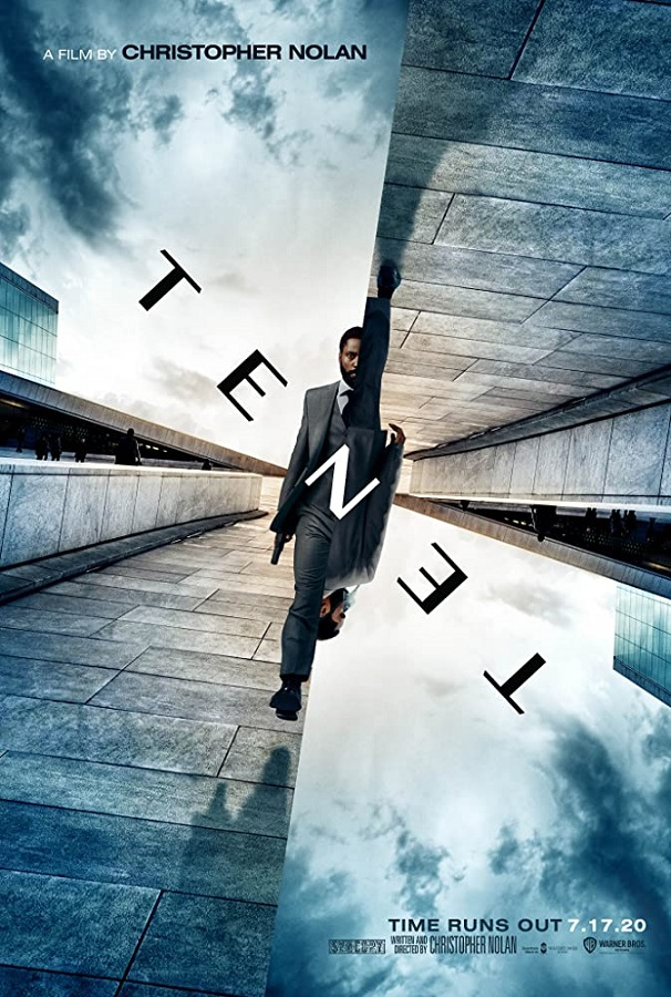 Upcoming Films - Tenet