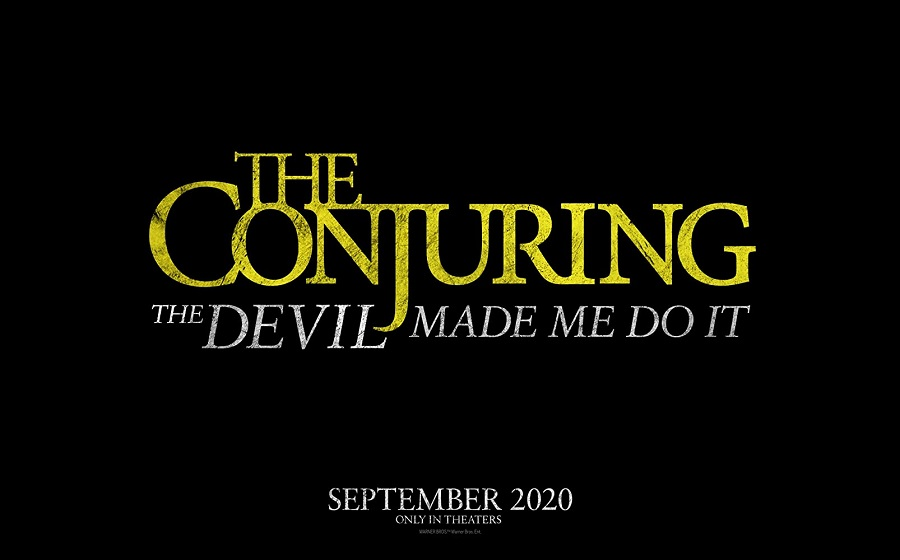 Upcoming Films - The Conjuring 3 2
