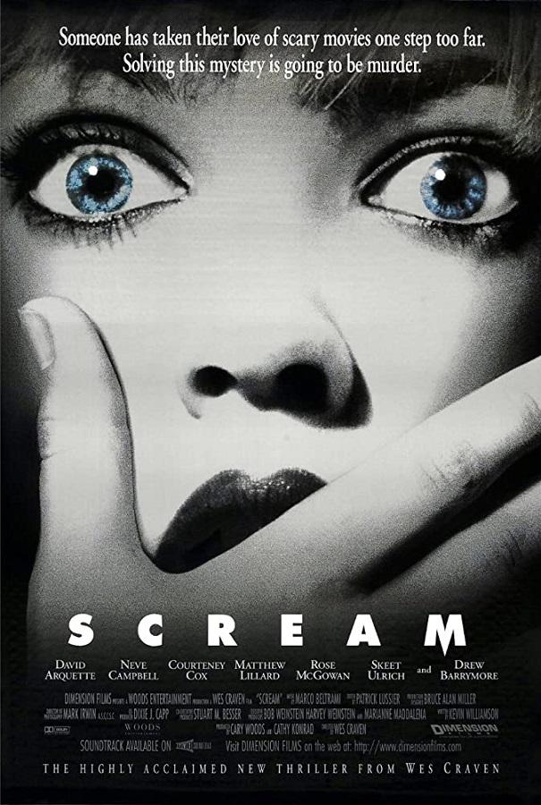 Whodunit Movies - Scream