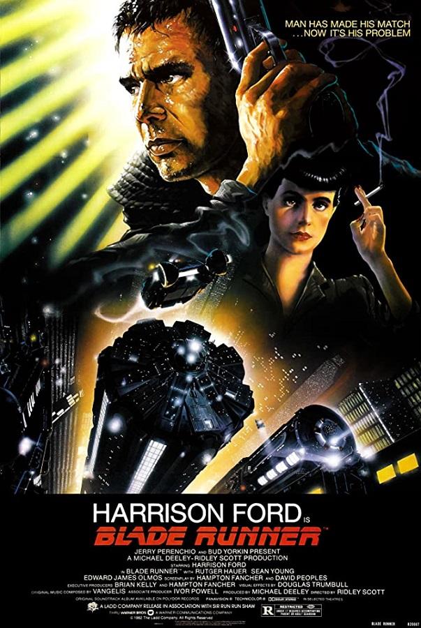 Best Film Adaptations - Blade Runner