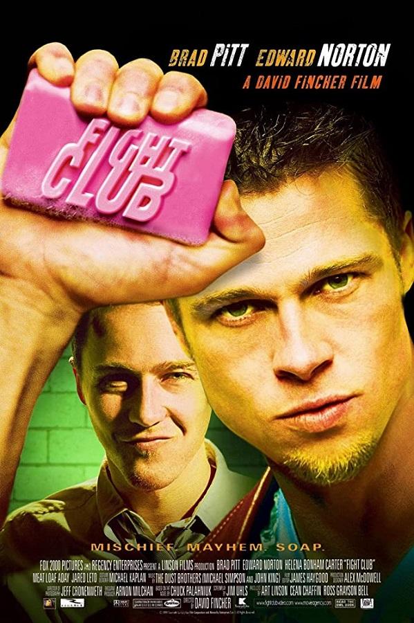 Best Film Adaptations - Fight Club