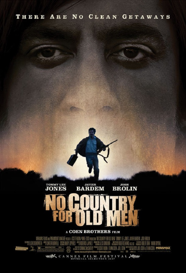 Best Film Adaptations - No Country for Old Men