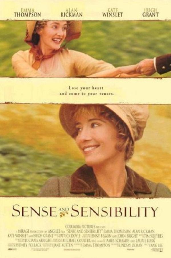 Best Film Adaptations - Sense and Sensibility