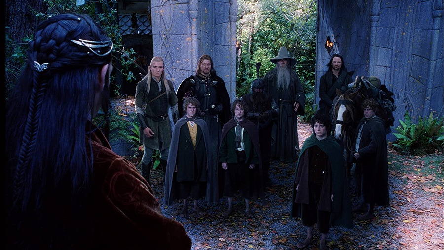 Best Film Adaptations - The Lord of the Rings 2
