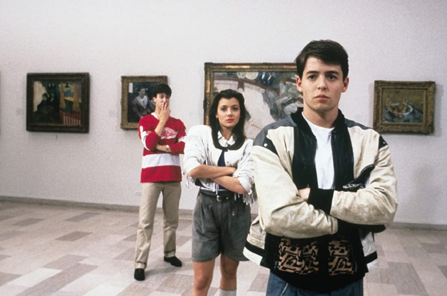 Feel-Good Movies - Ferris Bueller's Day Off 2