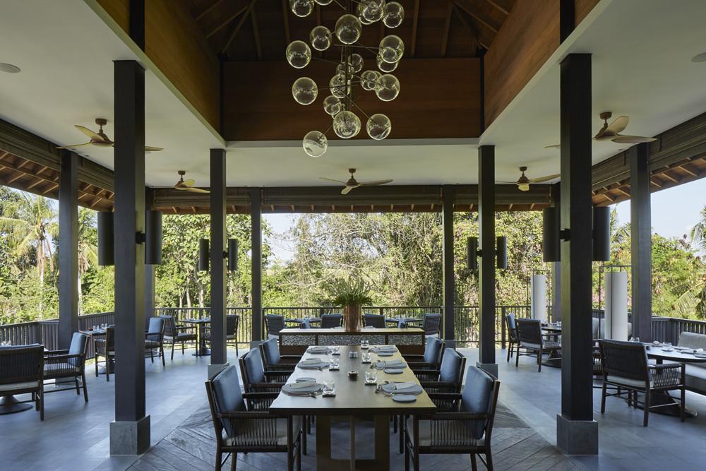 Nirjhara Resort Bali - Ambu Restaurant