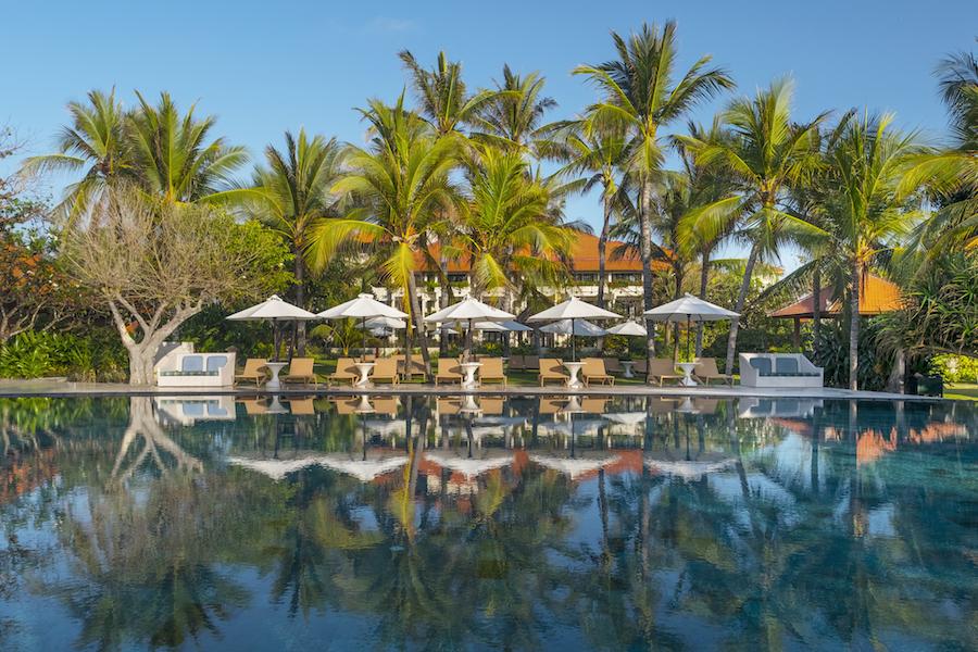 Ayodya Resort Bali - Infinity Pool
