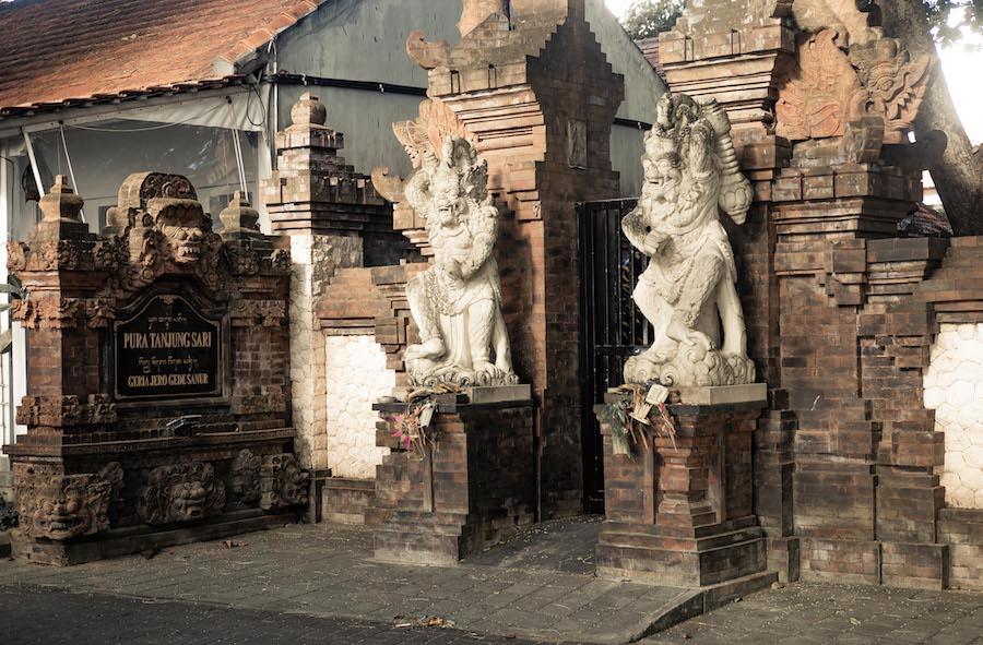 History of Sanur Bali
